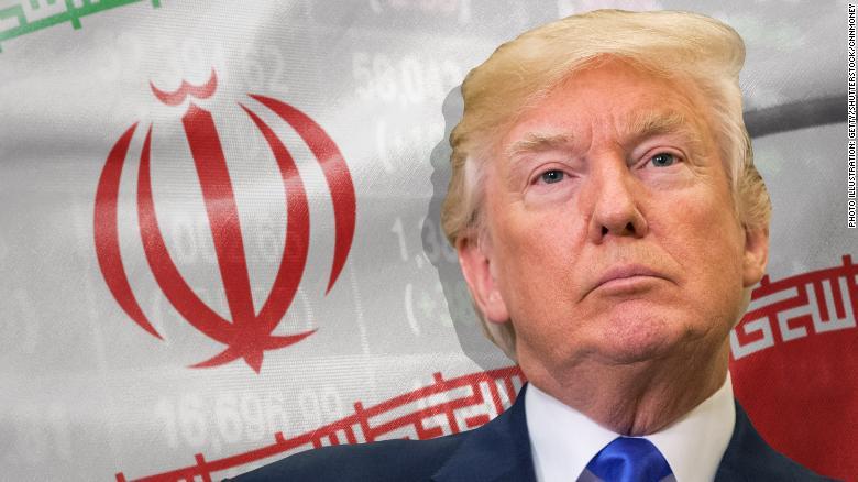 ترامپ: ظرف ۲۴ ساعت مشکل اقتصاد ایران را حل خواهیم کرد!