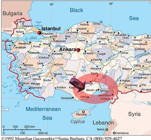 نفتکش ایرانی به سمت ترکیه در حرکت است