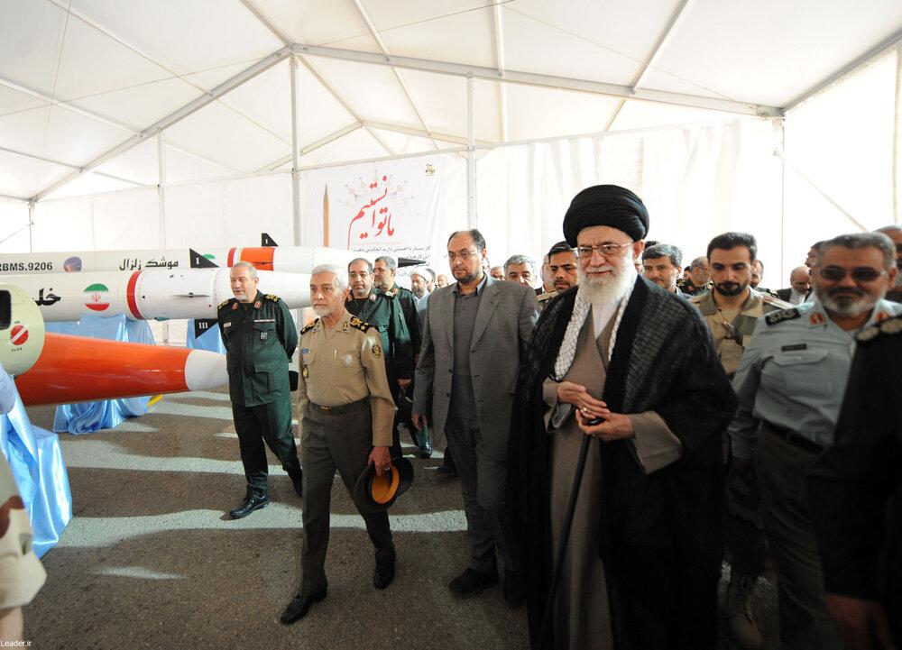 موشکهای ایرانی که باعث عصبانیت دشمنان شدند!+ عکس