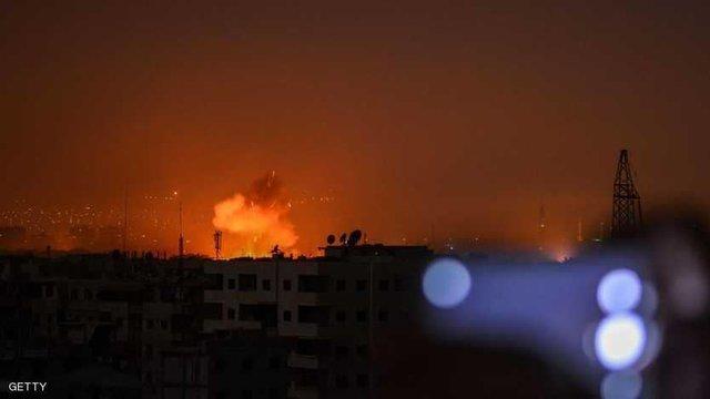 اسراییل: به اهداف ایرانی در خاک سوریه حمله کردیم/سقوط دو پهپاد رژیم صهیونیستی