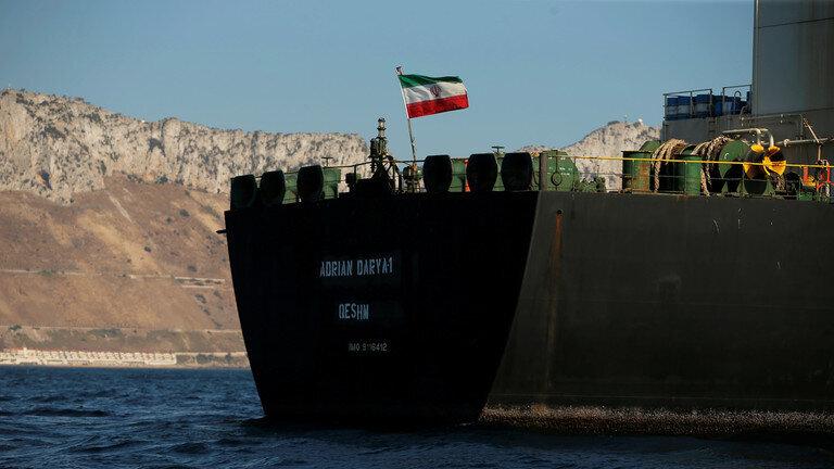 امیر سیاری: در صورت نیاز نفتکش آدریان دریا را اسکورت میکنیم