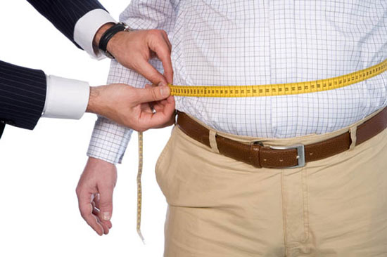 چربی های شکمی نشانه چه بیماری می تواند باشد؟
