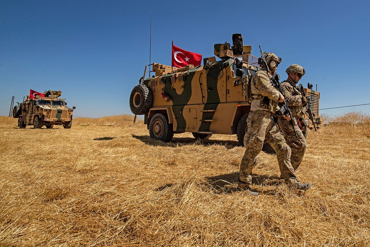 ترامپ: ترکیه زیاده روی کند، اقتصادش را «نابود» می کنیم