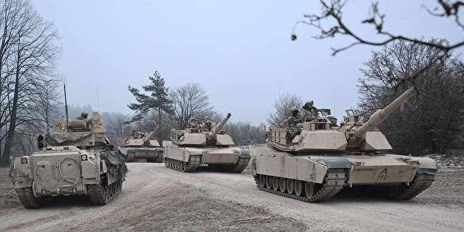 «مدافع اروپا»؛ بزرگترین رزمایش آمریکا پس از جنگ سرد برگزار میشود