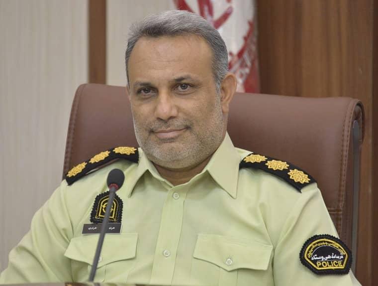 مرزبانی، پیشانی یک حکومت است/ امنیت پایدار در گرو حراست از مرزهای ایران اسلامی/ هزینه کردن در مرز، پس اندازی دراز مدت است
