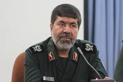 سردار شریف: نیروی قدس سپاه، انتظامی عراق و حشدالشعبی حافظ امنیت زائران در خاک عراق هستند