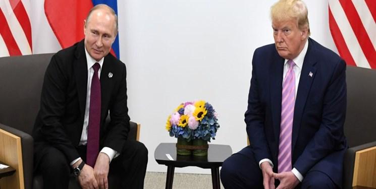 پوتین: توئیتهای ترامپ را نمیخوانم