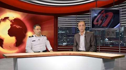 ویدیو| گفتگوی پارسینه با سردار مهماندار رئیس پلیس راهور تهران بزرگ