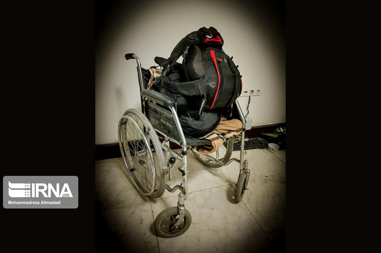 وسایل گمشده زائران کربلا +تصاویر