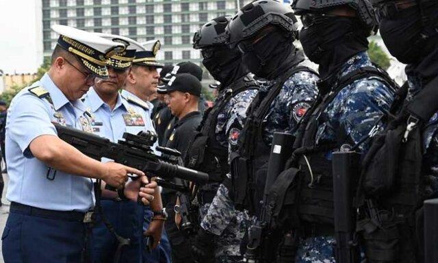 ارتش فیلیپین یک حمله انتحاری را خنثی کرد
