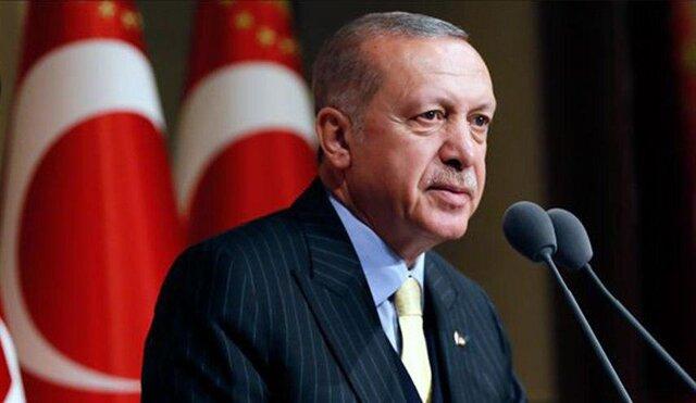 اردوغان: همسر البغدادی را هم در سوریه بازداشت کردیم