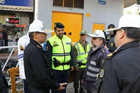 طرح ویژه پلیس برای برخورد با رانندگان متخلف موتورسیکلت پایتخت