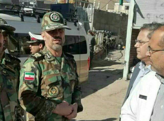 امیر میرزایی:تا آخرین لحظه مدیریت حادثه، در کنار مردم زلزلهزده هستیم
