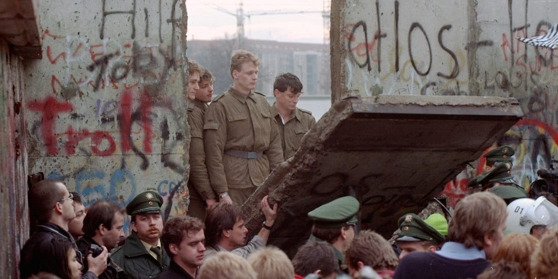 سی سالگی فروپاشی دیوار برلین؛ بازخوانی سیاستها و اتفاقها