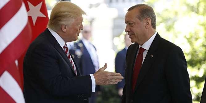 اردوغان در واشنگتن به دنبال چیست؟