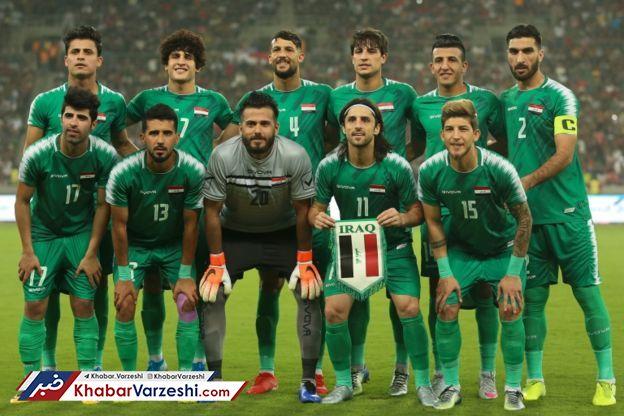 ترکیب عراق برای دیدار با ایران؛ تمام ستارهها به خط شدند