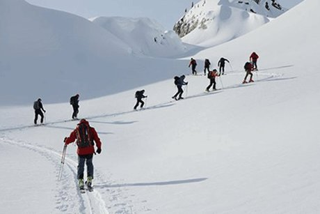 17توصیه به کوهنوردی در زمستان