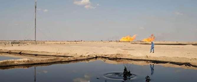 جنگ ابرقدرتها بر سر میادین نفتی عراق