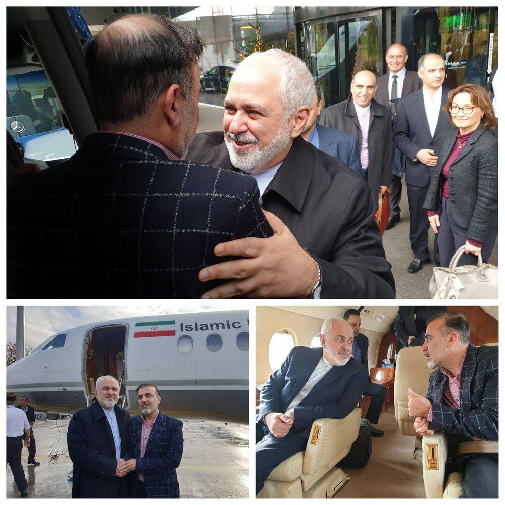 دکتر سلیمانی از زندان آمریکا آزاد شد/عکس