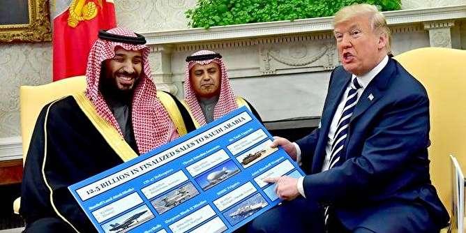رابطه عربستان و آمریکا این بار زیر تیغ حمله مرگبار فلوریدا