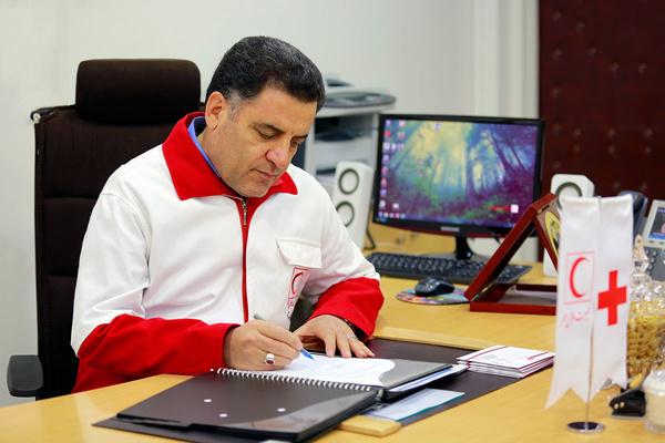 در جلسه شورای عالی هلال احمر؛استعفای پیوندی پذیرفته شد