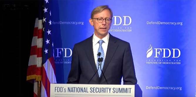 پیشنهاد برایان هوک: لغو تمام تحریمها و برقراری روابط دیپلماتیک در ازای توافق جامع با ایران