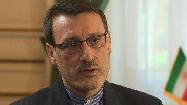 بعیدینژاد: پیگری شکایت ایران از سوی آفکام ادامه دارد
