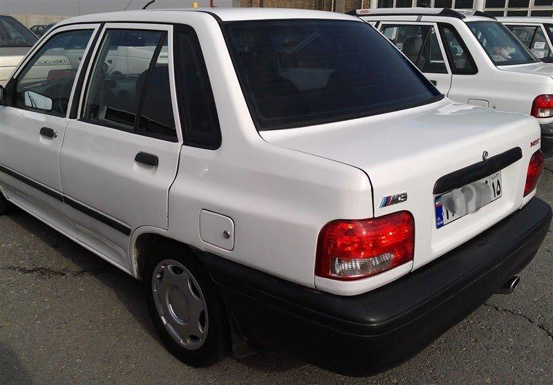 جدیدترین قیمت خودروهای داخلی امروز 25 آذر/ پراید به 50 میلیون بازگشت