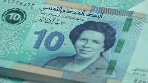 چاپ چهره زن پزشک روی اسکناسهای تونس +عکس