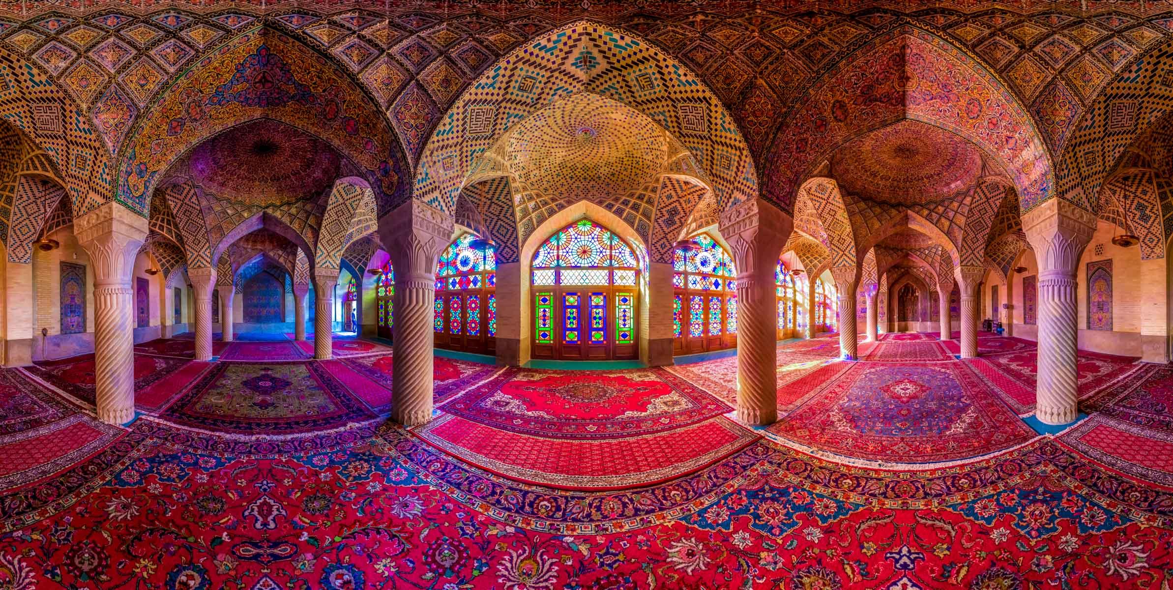 ۹ مکان در ایران که گردشگران خارجی آنها را پیشنهاد میکنند + تصاویر