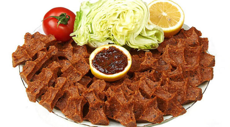 طرز تهیه چی کُوفته، غذای ترکی
