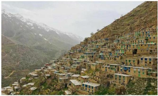 روستای اورامانات (اورامان تخت) کجاست؟+عکس