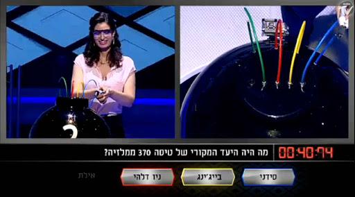 کپی برداری مسابقه «سیم آخر» از برنامه تلویزیون اسرائیل