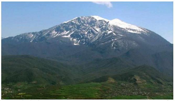 دیلمان، ارتفاعات رویایی ایران که در خواب می توان دید+عکس