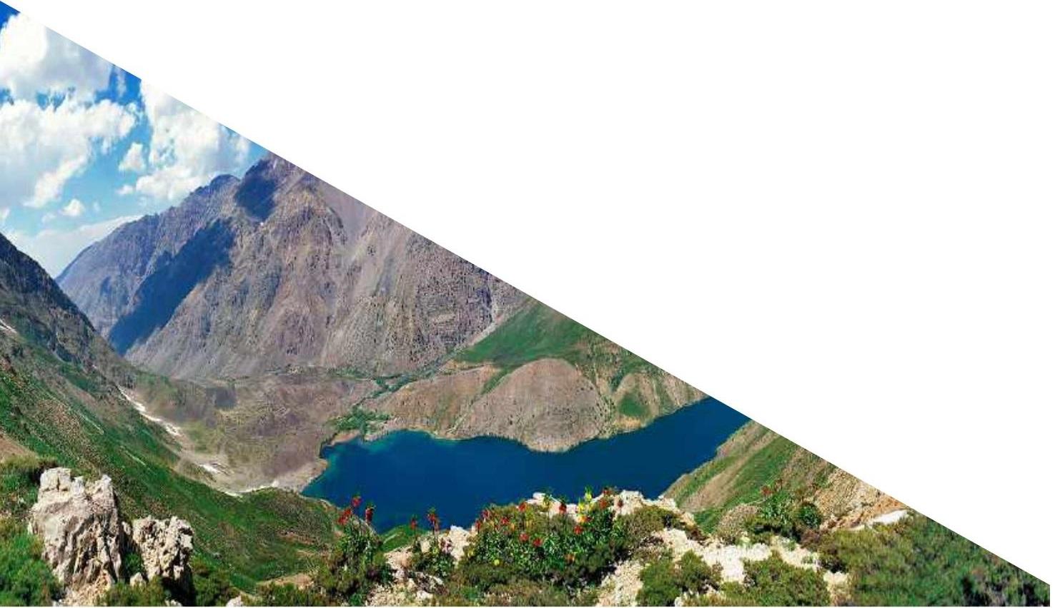 شگفتی های دریاچه گهر لرستان + عکس