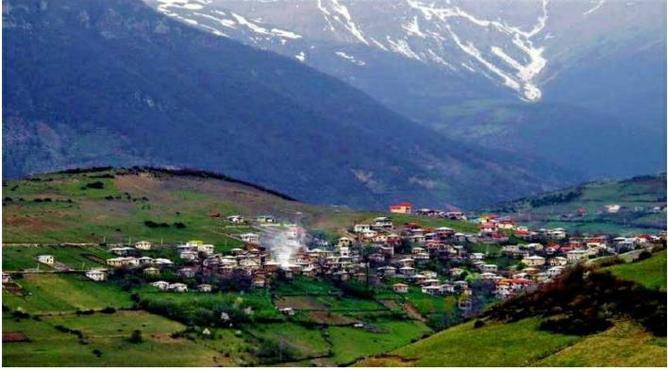 روستای جنت رودبار کجاست؟+عکس