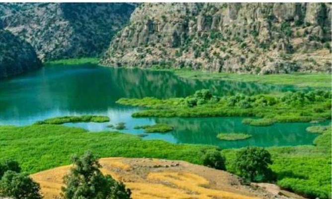شیمبار(بهشت گمشده) کجاست؟+عکس