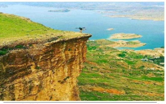 دریاچه سد دز(شهیون) کجاست؟+عکس