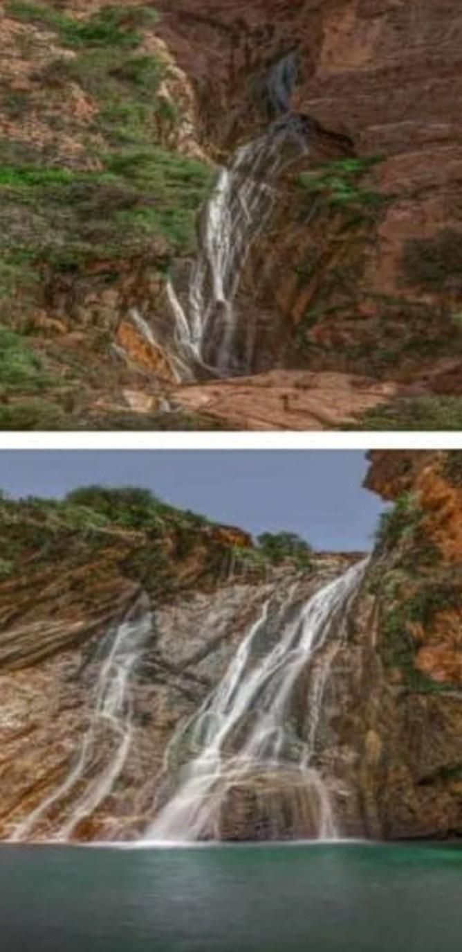 آبشارنوژیان کجاست؟+عکس