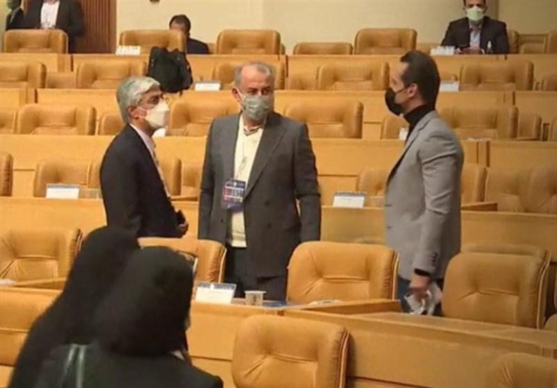 حاشیه انتخابات فدراسیون فوتبال|خوشوبش کریمی و هاشمی و حضور ناظران AFC