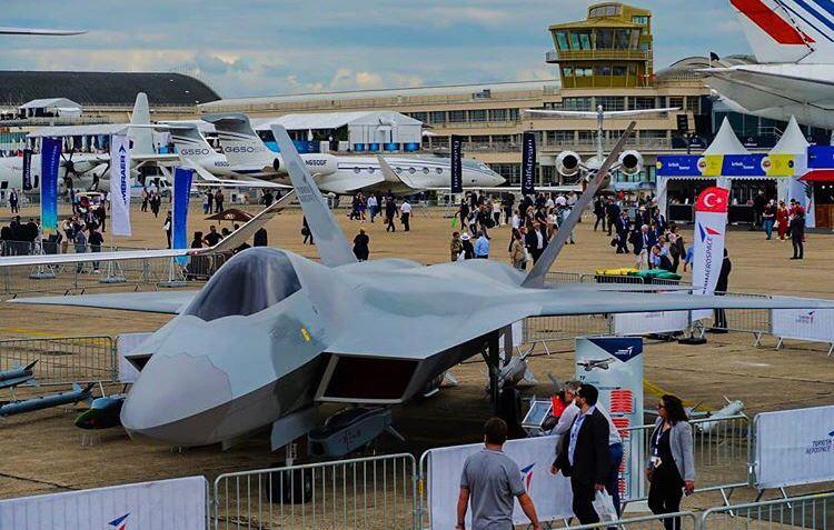 شراکت ترکیه و پاکستان برای ساخت «نخستین جنگنده بزرگ مسلمانان» با فناوری چینی