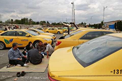 تأثیر اقتصادی کرونا بر رانندگان تاکسی فرودگاه