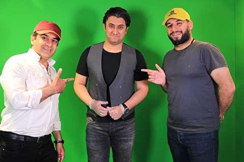 ویدیو| گفتگوی پارسینه با یوسف کرمی و سیروس حسینی فر بازیگران نون خ۲