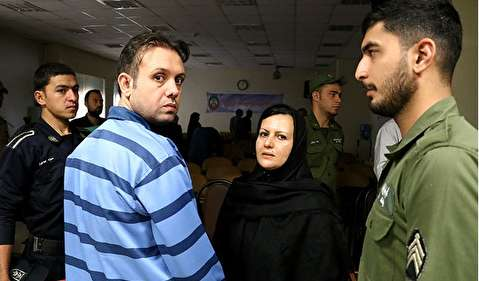تصویر زن و شوهر محکوم به اعدام در ماجرای فساد «سایپا»