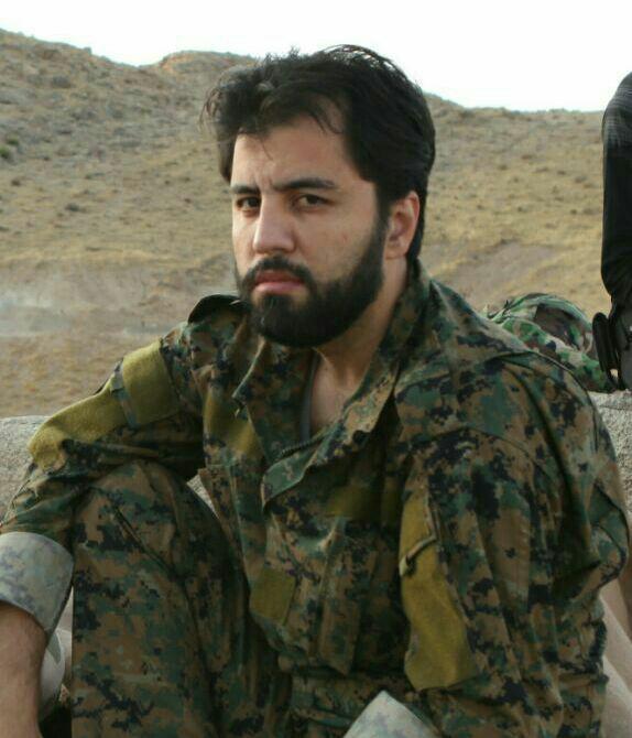 کشف و شناسایی هویت پیکر شهید جواد الله کرم در سوریه + عکس