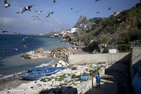 زنان ماهیگیر مراکش