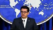 موسوی: تحریم همکاریهای هستهای ایران نقض صریح قطعنامه ۲۲۳۱ است
