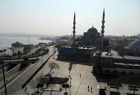 ترکیه در قرنطینه