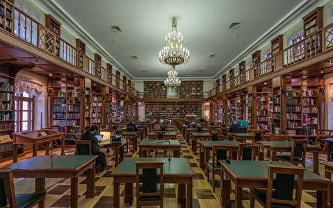 کتابخانه های روسیه؛ یکی از زیباترین ها و بزرگترین ها در جهان