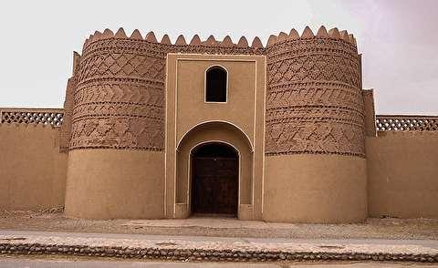 کاروانسرای شفیع آباد شهداد کرمان